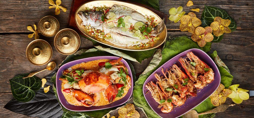 ร้านอาหารที่ดีที่สุดในกรุงเทพ
